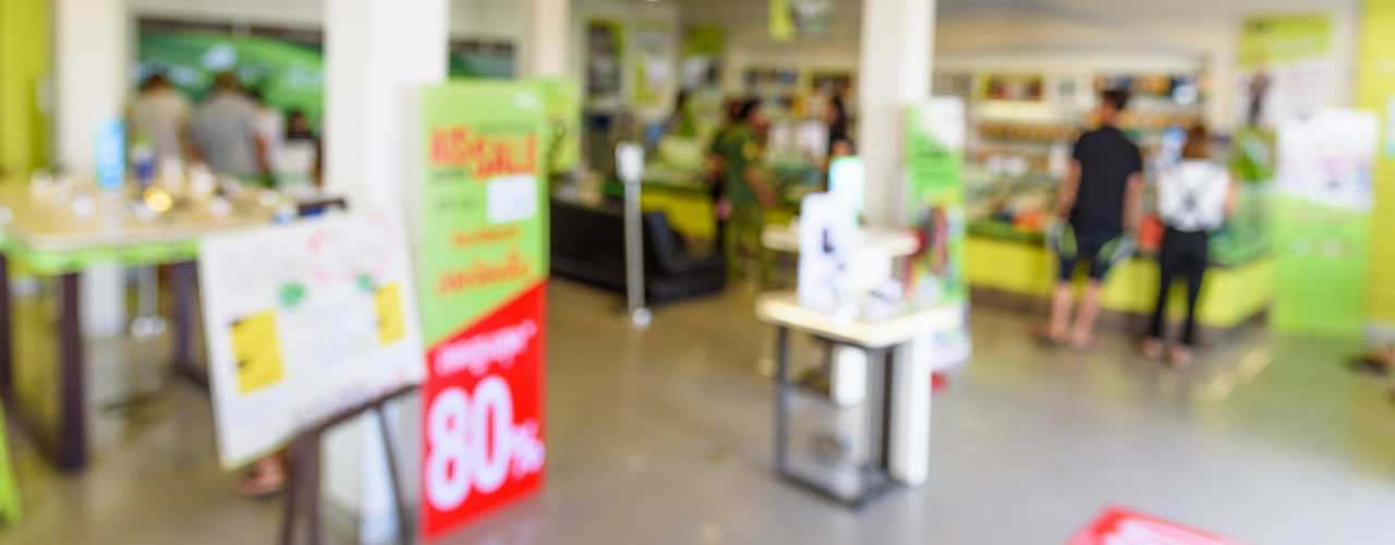 How to sell more products using point of purchase displays